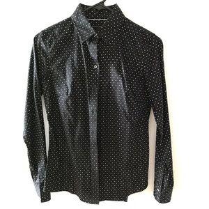 BNWT Banana Republic Tailored Fit Shirt Sz 0